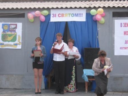 Материал (11 класс Сценарий отчетного концерта